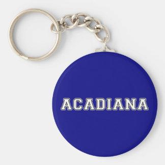 Llavero Acadiana