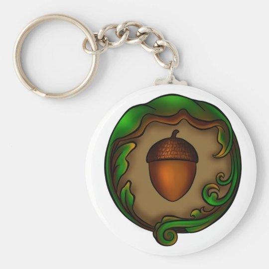 Llavero acorn