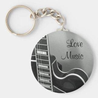 Llavero adaptable de la música del amor