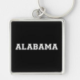 Llavero Alabama