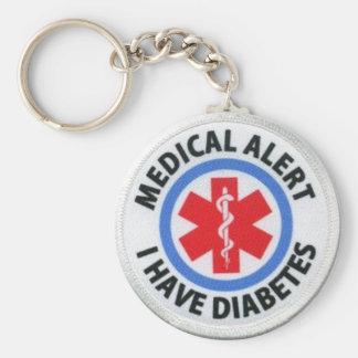 Llavero Alarma diabética