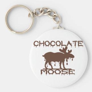 Llavero Alces del chocolate
