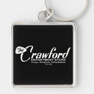 Llavero Almacén grande de Crawford Chicagoland - 1917-1993