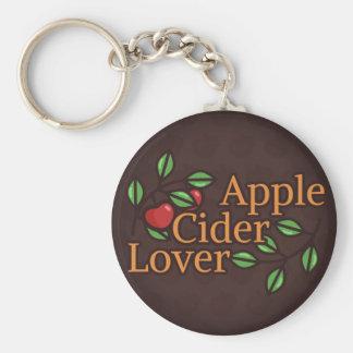 Llavero Amante de la sidra de Apple