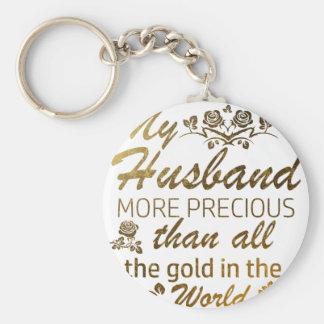 Llavero Ame mis diseños del marido