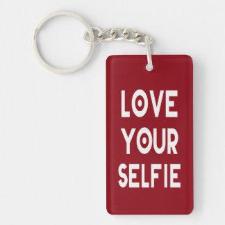 Llavero Ame su Selfie