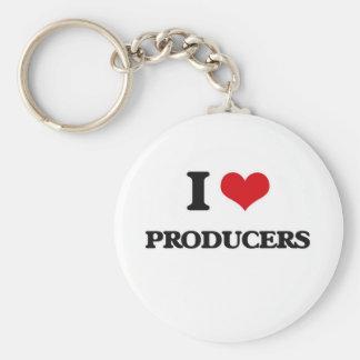 Llavero Amo a productores