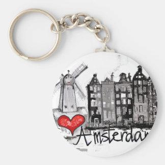 Llavero Amo Amsterdam