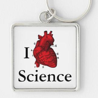 Llavero Amo ciencia