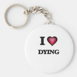 Llavero Amo el morir