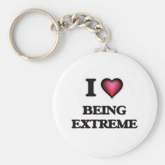 Llavero Amo el ser extremo