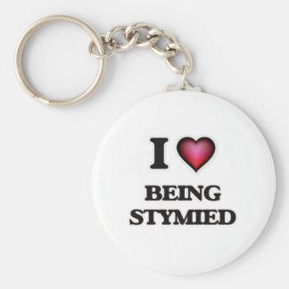 Llavero Amo el Stymied