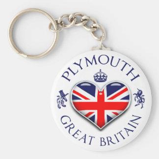 Llavero Amo Plymouth