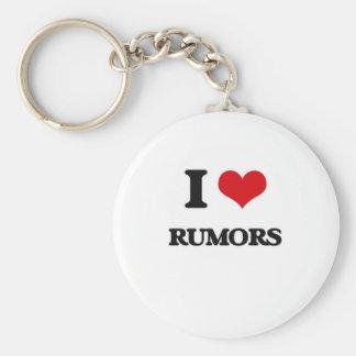Llavero Amo rumores