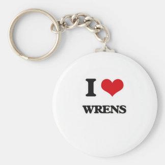 Llavero Amo Wrens
