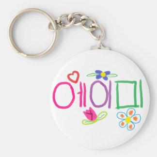 Llavero Amy (en coreano)