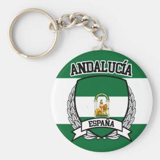Llavero Andalucía