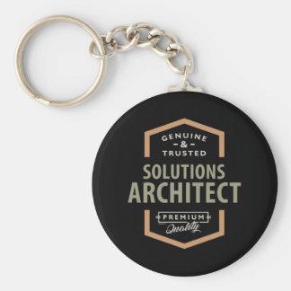 Llavero Arquitecto de las soluciones