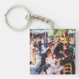 Llavero Auguste Renoir - baile en el la Galette de Le