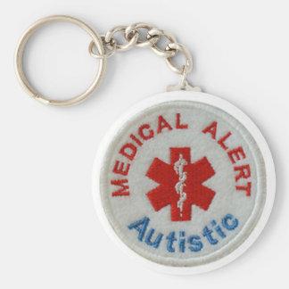 Llavero autístico
