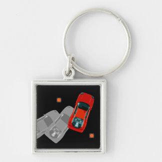 Llavero AUTOX-Rojo