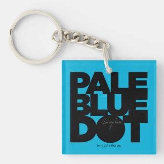 Llavero Azul claro