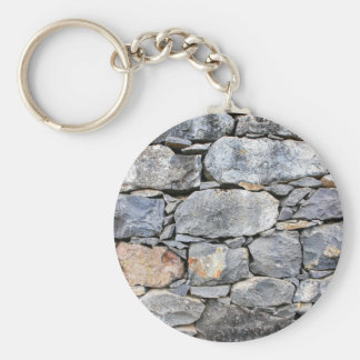 Llavero Backgound de piedras naturales como pared
