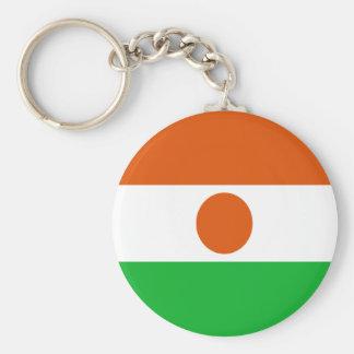 Llavero ¡Bajo costo! Bandera de Niger