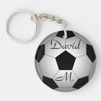 Llavero Balón de fútbol, personalizado
