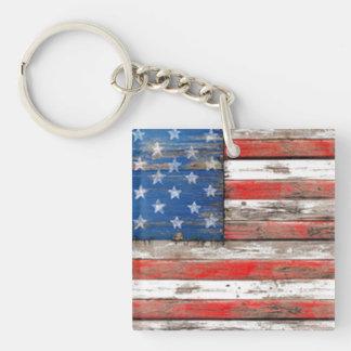 Llavero Bandera americana