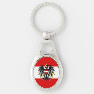 Llavero Bandera austríaca