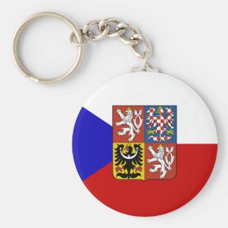 Llavero Bandera checa