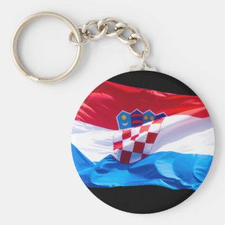 Llavero Bandera croata