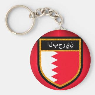Llavero Bandera de Bahrein