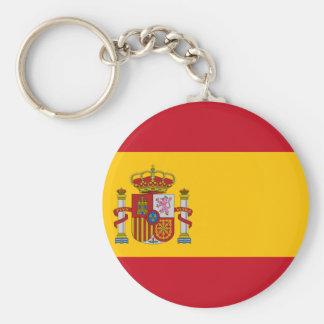 Llavero Bandera de España - Bandera de España - bandera