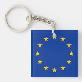 Llavero Bandera de Europa, bandera europea