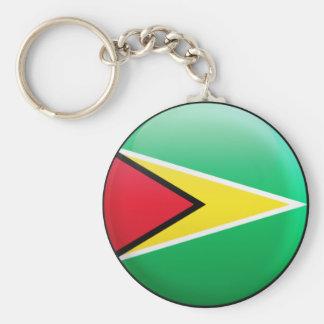 Llavero Bandera de Guyana
