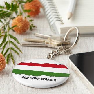 Llavero Bandera de Hungría