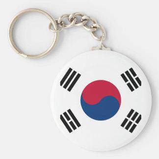 Llavero Bandera de la Corea del Sur - 태극기 - 대한민국의국기