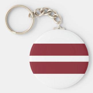 Llavero Bandera de Letonia