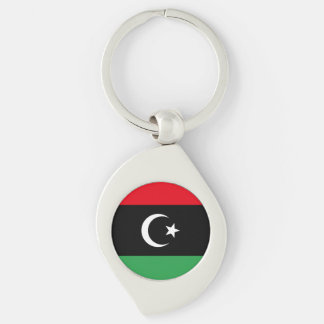 Llavero Bandera de Libia