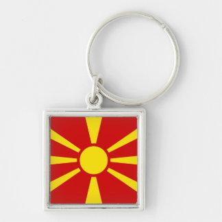 Llavero Bandera de Macedonia