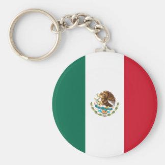 Llavero Bandera de México