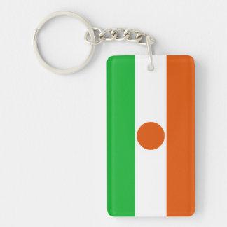 Llavero Bandera de Niger