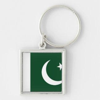 Llavero Bandera de Paquistán