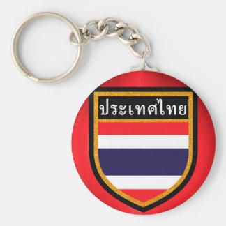 Llavero Bandera de Tailandia