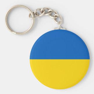 Llavero Bandera de Ucrania