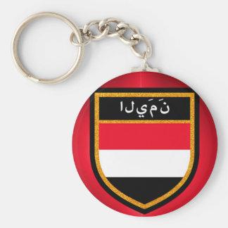 Llavero Bandera de Yemen