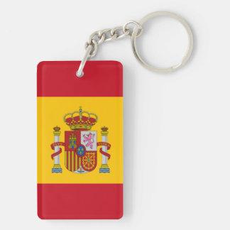 Llavero Bandera española