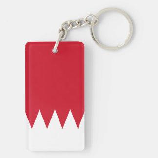 Llavero Bandera nacional del mundo de Bahrein